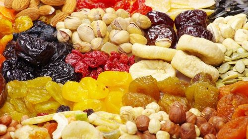 kandyzowane owoce