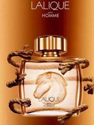 Lalique - Pour Homme Equus reklama