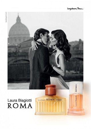 Laura Biagiotti - Roma per Uomo reklama