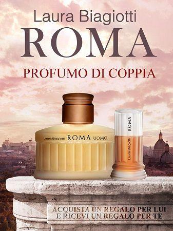 reklama Laura Biagiotti Roma per Uomo
