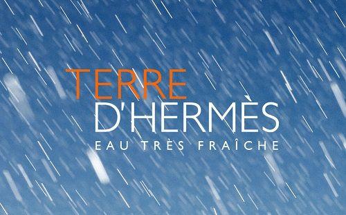 Hermes - Terre d'Hermes Eau Tres Fraiche reklama