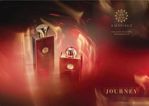 reklama Amouage - Journey Man