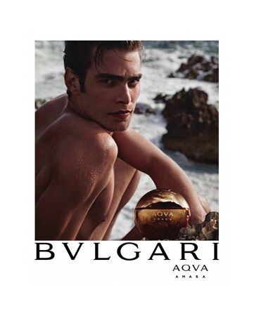 reklama Bvlgari - Aqva Amara EdT