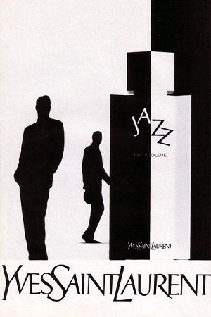 reklama Yves Saint Laurent - Jazz