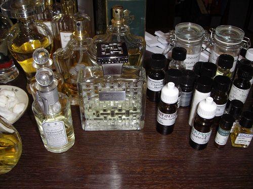 esencje i perfumy