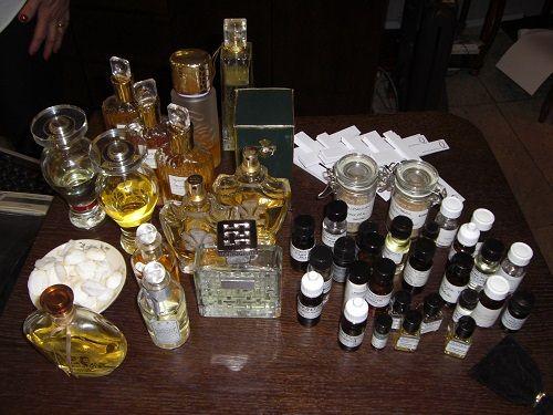 perfumy i esencje