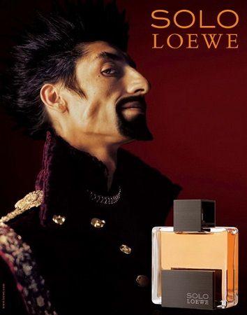 reklama Loewe - Solo EdT