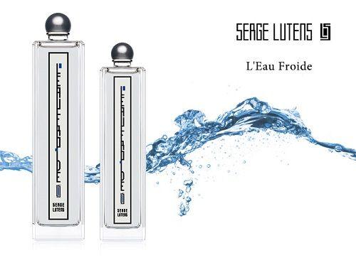 Serge Lutens L'Eau Froide reklama