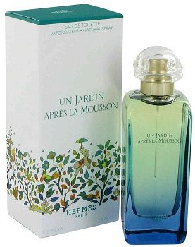 Hermes un jardin apres la mousson czyli wilgotne i warzywne echo monsunu perfumomania - Un jardin apres la mousson ...