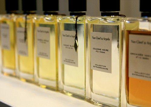 Van Cleef & Arpels Bois d'Iris Collection Extraordinaire