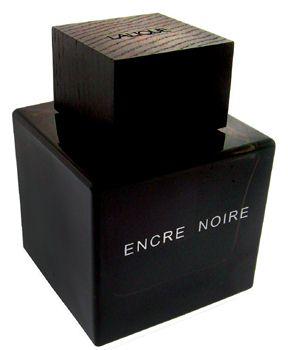 zdekapitowany Lalique Encre Noire