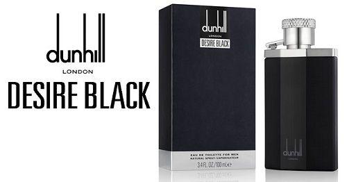 Dunhill - Desire Black reklama