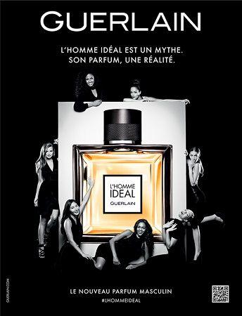 Guerlain - L'Homme Ideal reklama