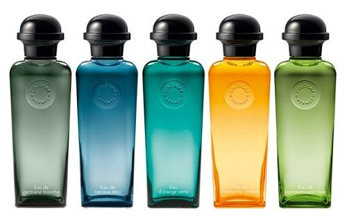 hermes les colognes collection