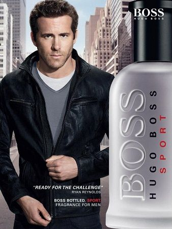 Hugo Boss - Boss Bottled Sport reklama