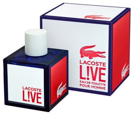 nowa Lacoste - Live