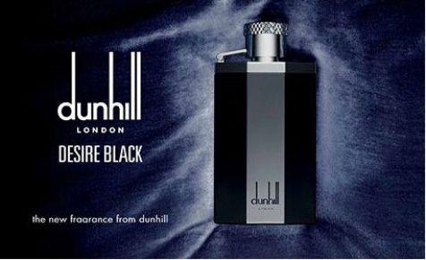 reklama Dunhill - Desire Black