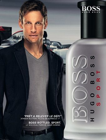 reklama Hugo Boss - Boss Bottled Sport
