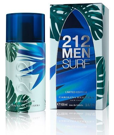 Carolina Herrera - 212 Surf for Him