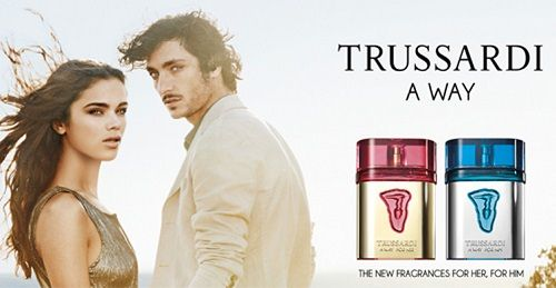 raklama Trussardi A Way for Him