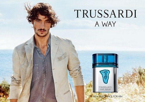 reklama Trussardi – A Way for Him