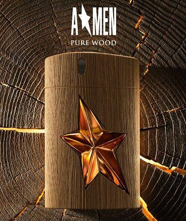 Thierry Mugler AMen Pure Wood reklama