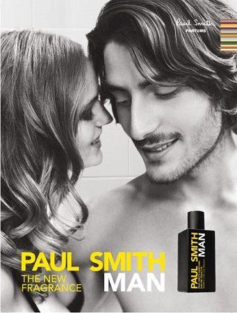 reklama Paul Smith Man