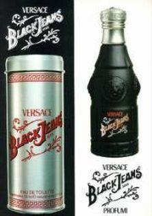 reklama Versace - Black Jeans