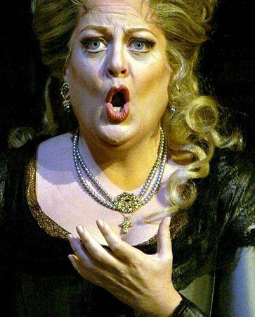 śpiewaczka operowa