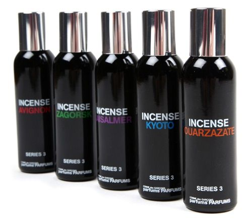 Comme des Garcons - Ouarzazate Incense series