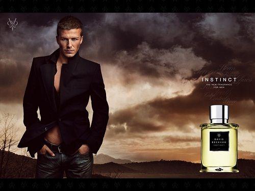 David Beckham - Instinct reklama