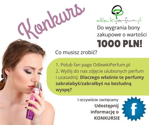 Polub fan page OdlewkiPerfum