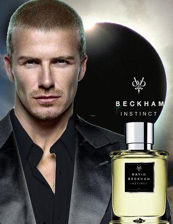 reklama David Beckham - Instinct