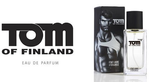 reklama Etat Libre d`Orange Tom of Finland
