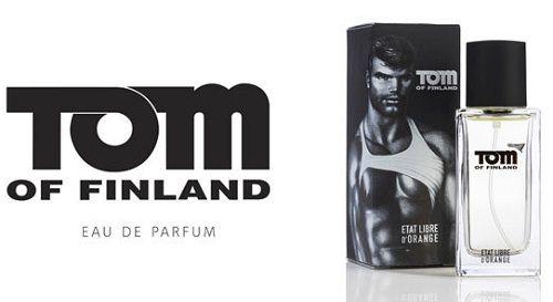 reklama Etat Libre d`Orange Tom of Finland
