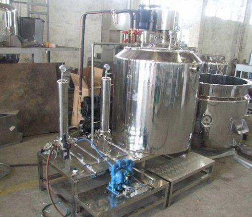 mieszalnik do produkcji perfum