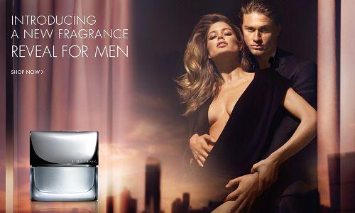Calvin Klein Reveal reklama