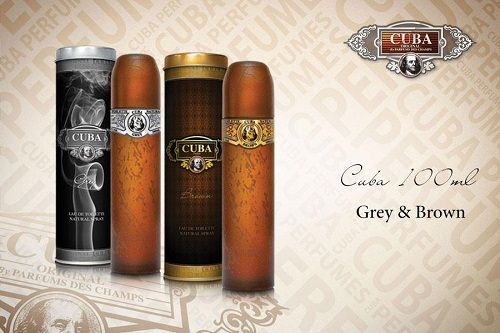 Cuba Paris reklama