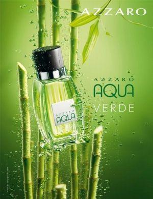 reklama Azzaro – Aqua Verde