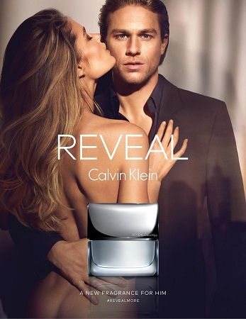reklama Calvin Klein Reveal