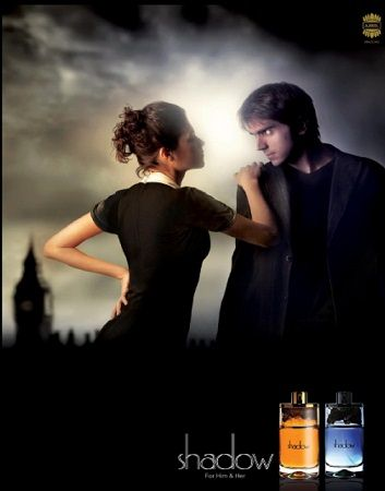 Ajmal - Shadow reklama