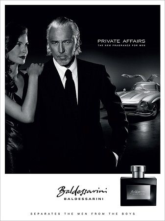 Baldessarini - Private Affairs reklama