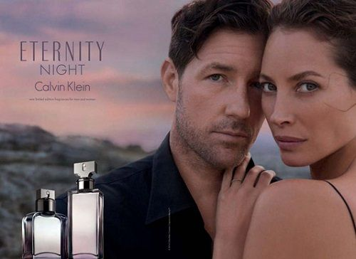 Calvin Klein - Eternity Night for Men reklama
