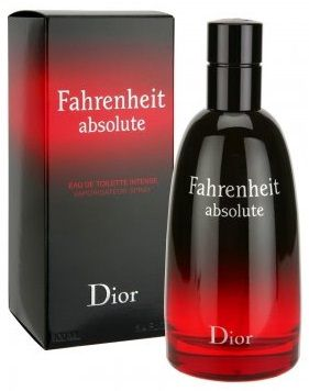 Dior - Fahrenheit Absolute