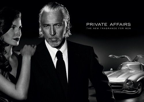 reklama Baldessarini - Private Affairs