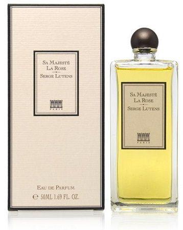 Serge Lutens - Sa Majeste La Rose box