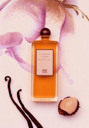 Serge Lutens - Sa Majeste La Rose reklama