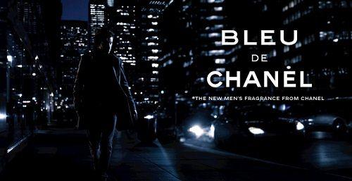 Chanel - Bleu reklama
