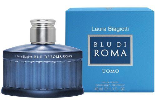 Laura Biagiotti - Blu di Roma Uomo box