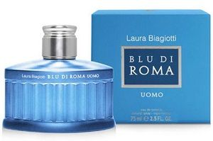Laura Biagiotti - Blu di Roma Uomo EdT